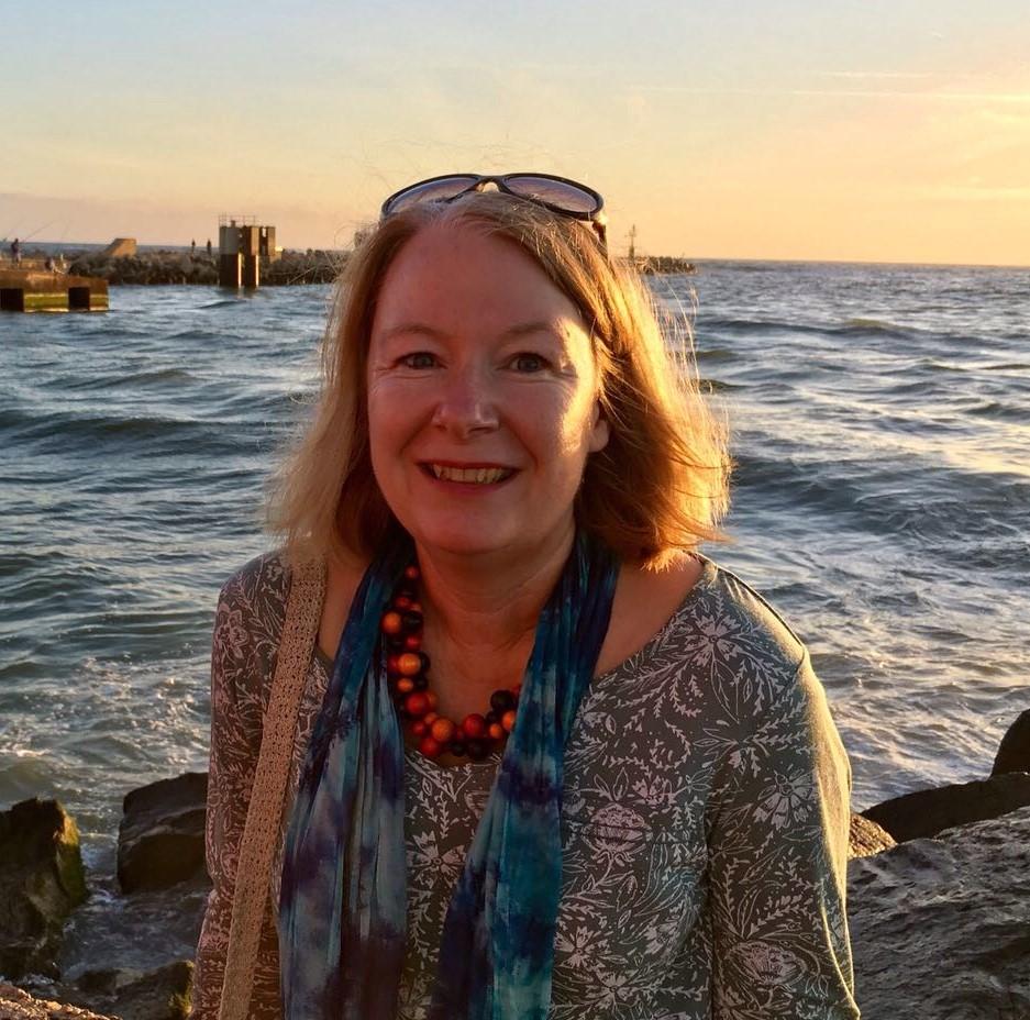 Royal Literary Fellow Dr Anne Caldwell