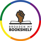 broaden my bookshelf logo