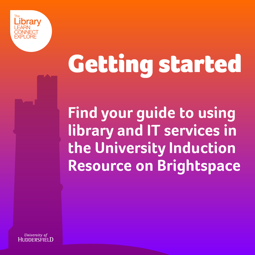 Check out Using the Library and IT Services in Brightspace!
